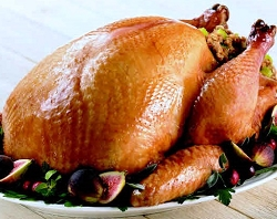 INVENTORY Whole Turkey Organic Pastured (NON-Soy)