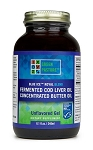 LIQUID Royal Blend Fermented Cod Liver Oil & Butter Oil 8oz