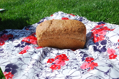 Sprouted Spelt Bread<br>Per loaf