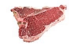 **T-bone Steak Grass Fed Beef per lb