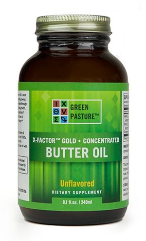 LIQUID Butter Oil X-Factor Gold High Vitamin